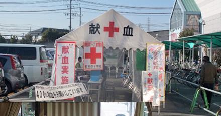 献血2010
