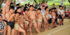 2013年わんぱく相撲イメージ2