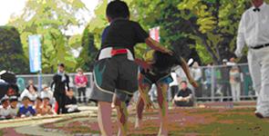 2019年わんぱく相撲イメージ2